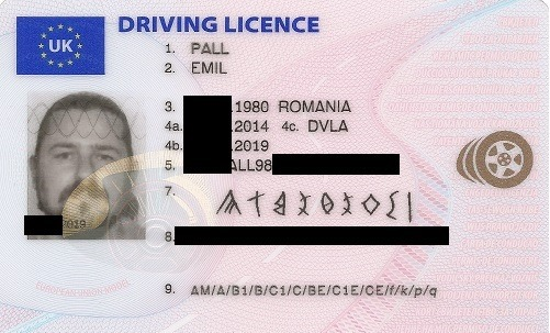 pall emil_driving licence