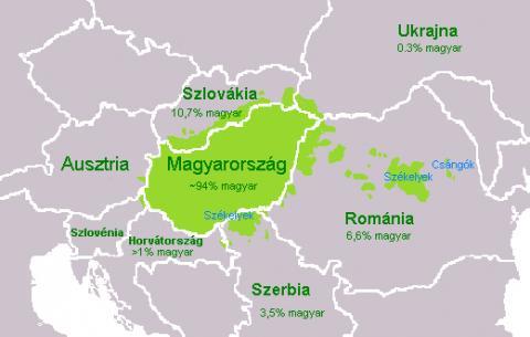 magyarország szerbia térkép magyarelterjedese | Rovás Infó magyarország szerbia térkép